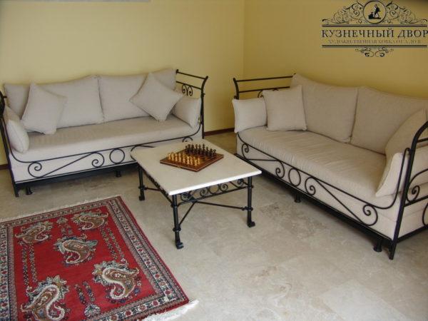 Кованая мебель СГК-14