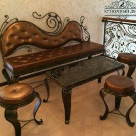 Кованая мебель СГК-12