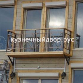 Балкон кованый БХК-1