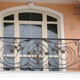 Балкон кованый БКГ-40