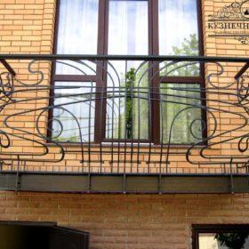 Балкон кованый БГК-41