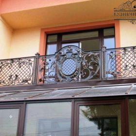 Балкон кованый БКГ-48