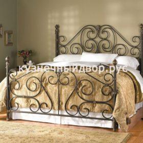 Кровать Кованая КРГК-35