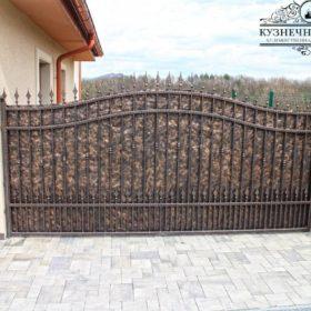 Ворота кованые ВГК-106