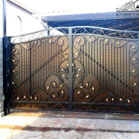 Ворота кованые ВГК-110