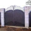 Ворота кованые ВГК-112