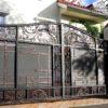 Ворота кованые ВГК-121
