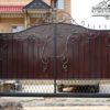 Ворота кованые ВГК-123
