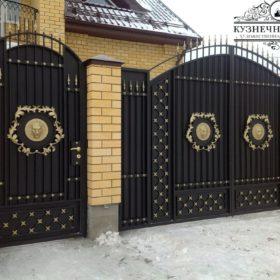Ворота кованые ВГК-125
