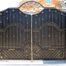 Ворота кованые ВГК-128