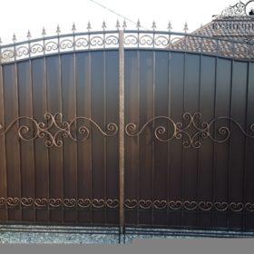 Ворота кованые ВГК-130
