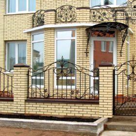Забор кованый ЗГК-40