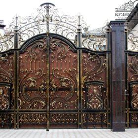 Ворота кованые ВГК-174