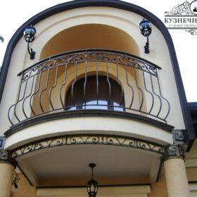 Балкон кованый БГК-53