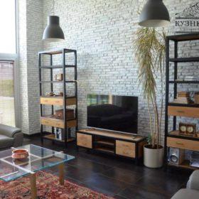Мебель в стиле LOFT-15