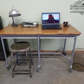Стол в стиле LOFT-16