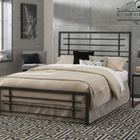 Кровать в стиле LOFT-25