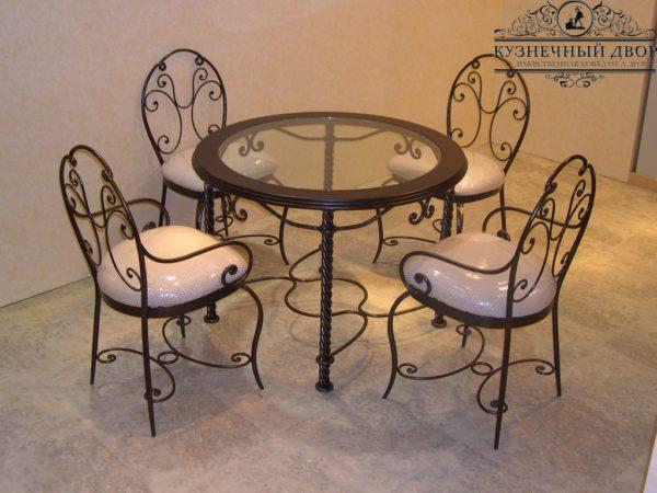 Кованая мебель СГК-16