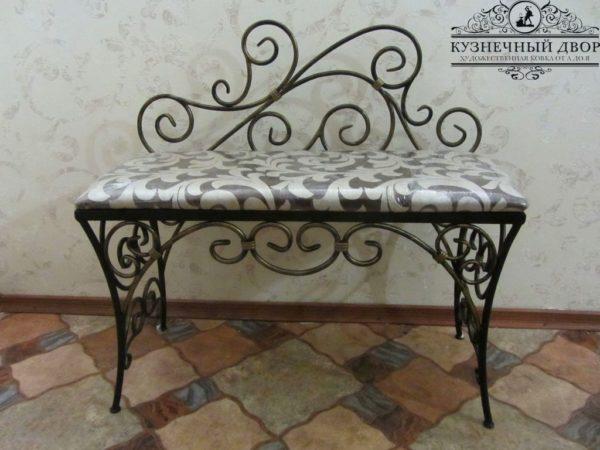 Кованая мебель СГК-26