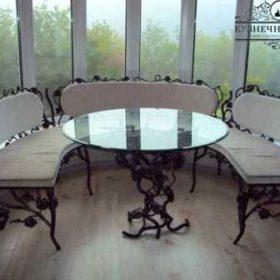 Кованая мебель СГК-31