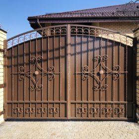 Ворота кованые ВГК-139