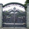 Ворота кованые ВГК-145