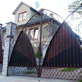 Ворота кованые ВГК-150