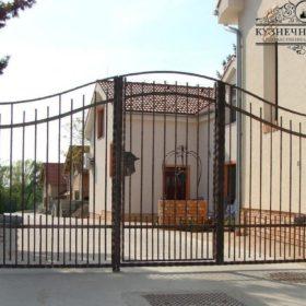 Ворота кованые ВГК-152