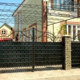 Ворота кованые ВГК-160
