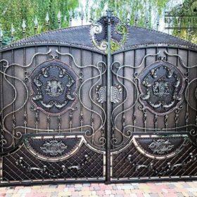 Ворота кованые ВГК-161