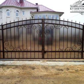 Ворота кованые ВГК-165