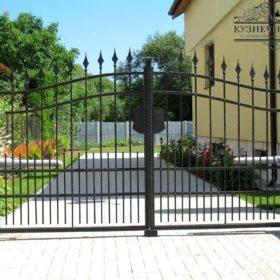 Ворота кованые ВГК-168