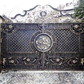 Ворота кованые ВГК-172