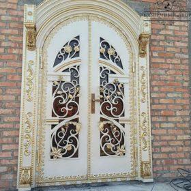 Дверь кованая ДГК-03